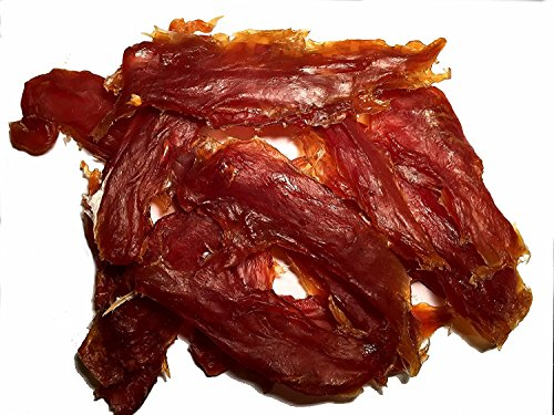 123 Treats Chicken Jerky Dog Treats Bulk (1 Pound) 100% All Natural, Healthy Snacks Dogs - No Fillers Additives – Digestible Delicious Chew Treats Pets – Grain Free by 123 Treats (Image #4)