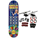 Deathwish Skateboard Complete Ellington Scratch to Win 8.0'