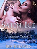 Front cover for the book Satin Ice by Iris Johansen