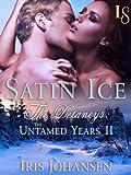 Satin Ice by Iris Johansen front cover