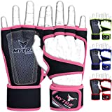 Mytra Fusion Grip Pads Gym Bar Grips Gym hand Grip for Men Women