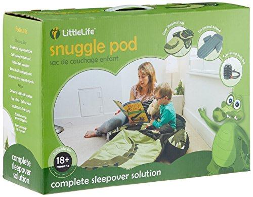Relags LittleLife Infantil de Viaje Cama Saco de Dormir, One Size: Amazon.es: Deportes y aire libre