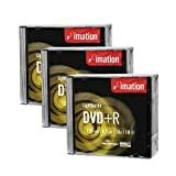 Imation 16x DVD+R LightScribe Printable Blank Media, 4.7GB/120min - 30 Pack