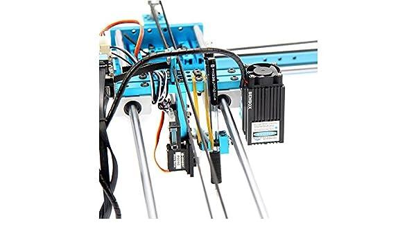 In Ziyun Laser engraver Upgrade Pack for xy-plotter Robot Kit V2.0 ...