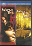Wrong Turn / Wrong Turn 2 - Dead End Unrated - Double Feature 2-DVD Set