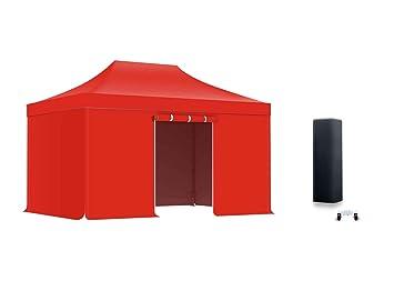 Actiexpress Pack Tente Pliante, Barnum Pliant, Tonnelle 3x4 ...