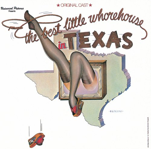 The Best Little Whorehouse In Texas: Original Cast by Best Music Posters