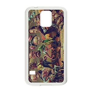 Breaking Bad For Samsung Galaxy S5 I9600 Csae protection phone Case ST029755