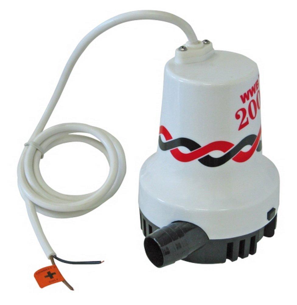 Profesional de la bomba sumergible hasta 8400 l / h, 12V DC, ideal para los barcos y yates ETT 1977156