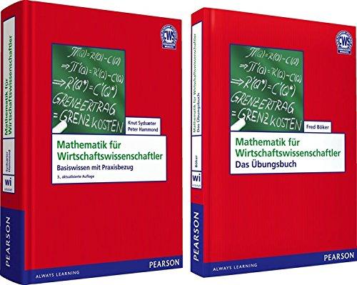 Value Pack: Mathematik für Wirtschaftswissenschaftler + Übungsbuch (Pearson Studium - Economic BWL)