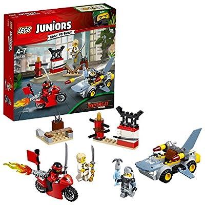 10739 LEGO Juniors Shark Attack: Toys & Games