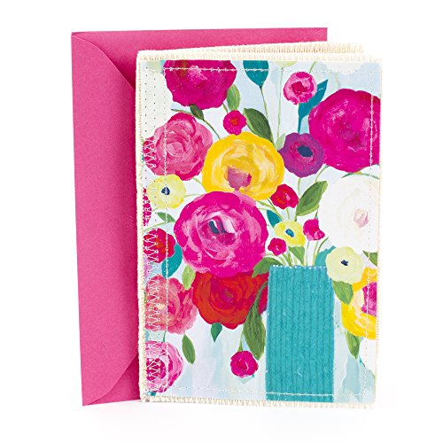 Hallmark Signature Mother's Day Greeting Card (Strength, Beauty, Love)