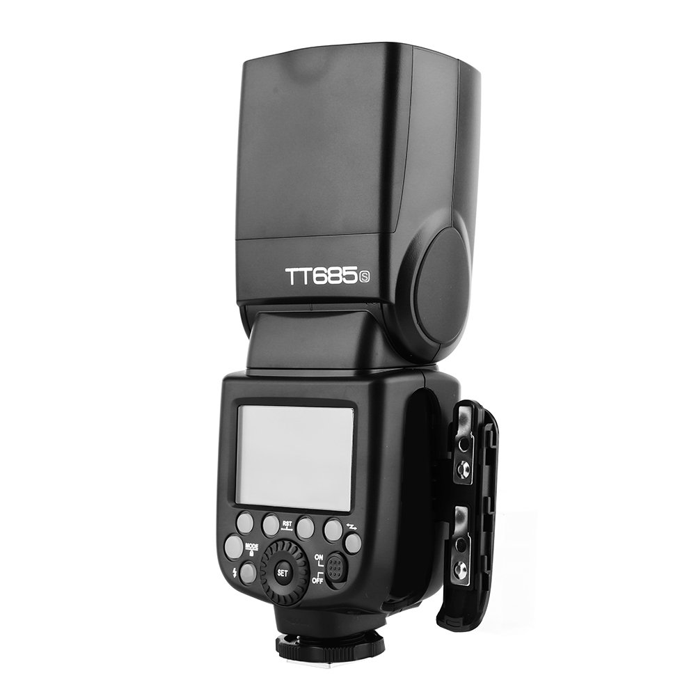 Godox TT685S 2.4G HSS TTL GN60 Flash Speedlite+ Xpro-S Trigger Transmitter Kit Compatible for Sony A58 A7RII A7II A99 A9 A7R A6300 by Godox (Image #7)
