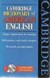 img - for Cambridge Dictionary Of American English. book / textbook / text book