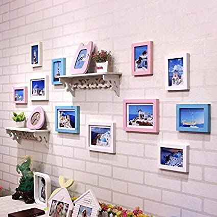 Amazon.com - Bozhiyi Picture Frames Desktop Photo Frame ...
