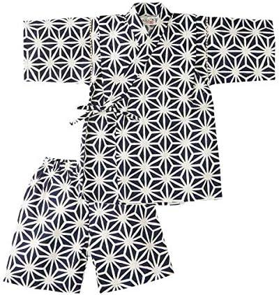 [nissen(ニッセン)] 甚平スーツ(男の子 ベビー服 子供服)(くじら 矢絣 風鈴 和柄 龍 麻柄) ニッセン商品