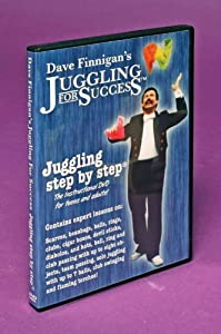 Swell Amazon Com Dave Finnigans Juggling For Success Juggletime Step Hairstyles For Women Draintrainus