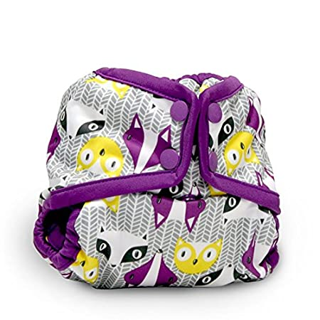 Rumparooz Newborn Snap Cloth Diaper Cover (Bonnie) KRCOVRSNB-P116