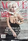 Vogue Magazine (October, 2018) Lady Gaga Cover