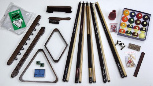 Fairview Game Rooms Fairview Game Rooms Premier 32-Piece Pool Table Accessory Kit (Chestnut) price tips cheap