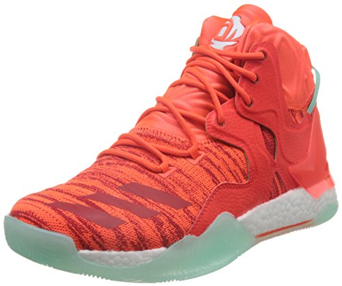Adidas Multicolores Primeknit 7 Basketball solred D Rose Chaussures Icegrn De Hommes Pour Ftwwht rwqTr