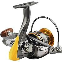 Sqrmekoko Fishing Reel, Ultralight Smooth Powerful...