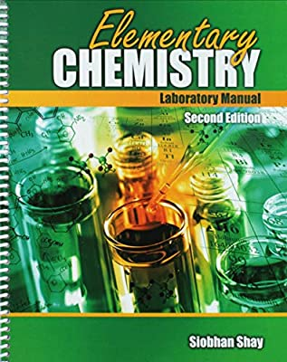 Amazon com: Elementary Chemistry Laboratory Manual