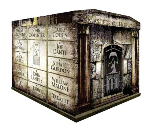 Masters of Horror: Season 1 Box Set by Anchor Bay Entertainment