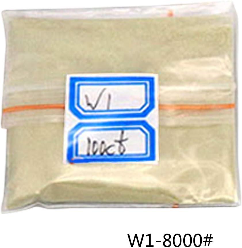 Lisanl 100 Karat 20 G W0,5 Bis W40 Polierpulver Edelsteine Polierwerkzeuge Diamant-Mikron-Pulver-Polierwerkzeuge F/ür Jade Ceramics Carbide