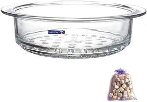 Luminarc Glass Steamer Basket for Luminarc 2-Quart and 3-Quart Pots, Pack of (1)