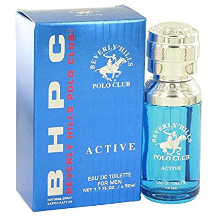 BEVERLY HILLS POLO Club Active by Beverly Fragrances Eau De ...
