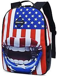 Vbiger School Backpacks Galaxy Student Backpack Laptop Backpack 14 Inch Waterproof for Kids
