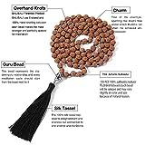 BALIBALI 108 Mala Beads Necklace Semi-Precious Gem