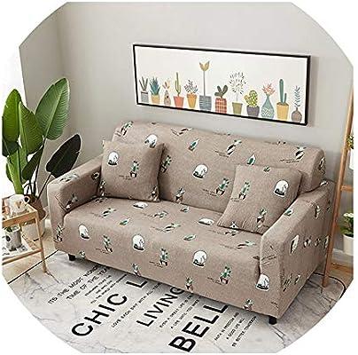 Amazon.com: Universal Sofa Cover Flexible Stretch Big ...