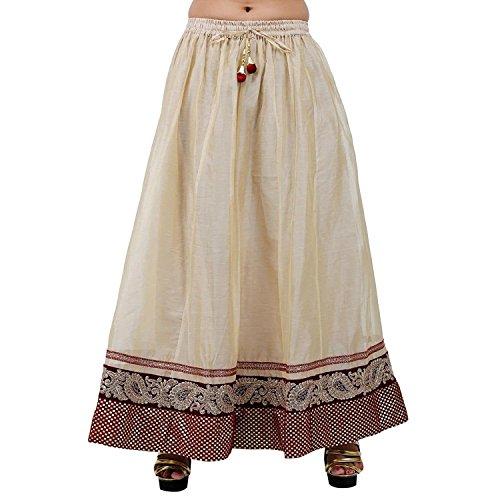 Length Export Indian Cotton Women Skirt Full smskt577 Handicrfats multi xB5gqwzX