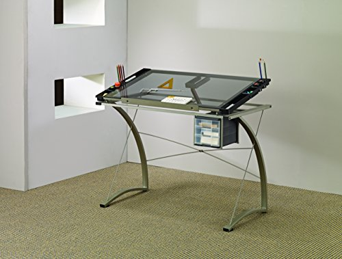 Coaster Desks Artist Drafting Table Desk by Coaster Home Furnishings