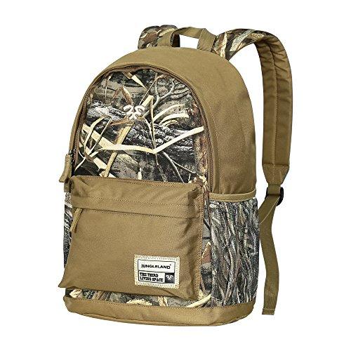 Camo Backpack, Travel Laptop Backpack School Backpack Student College Bookbag for 15.6