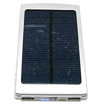 10000 mAh Slim-Cargador para móvil con panel solar de China ...