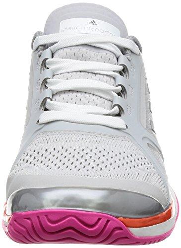 Blanc Asmc Femme Narrad Chaussures De 2017 Adidas Blanco grpulg Gris Tennis Barricade Orange 8dqY8A