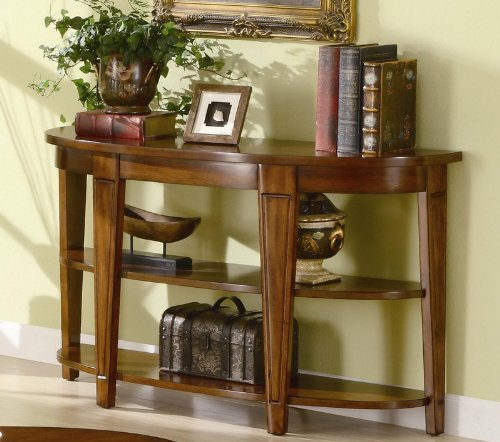 Mockingbird Sofa Table With 2 Shelves For Sale