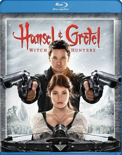 Hansel and Gretel: Witch Hunters [Blu-ray] from Paramount