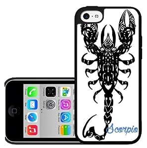 Scorpio Horoscope Hard Snap on Phone Case (iPhone 5c)