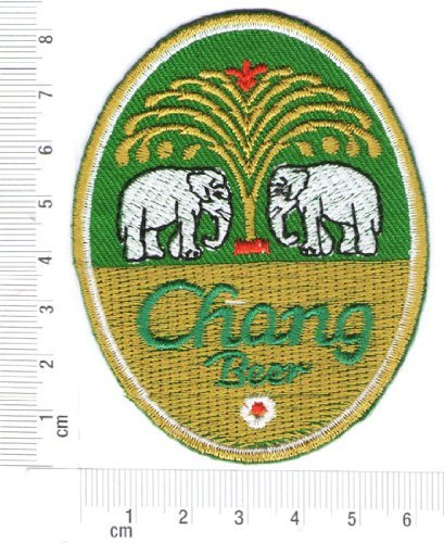 new-chang-beer-embroidered-iron-on-sew-on-patches-size-approx-63-x-83-cm-from-thailand-ep137