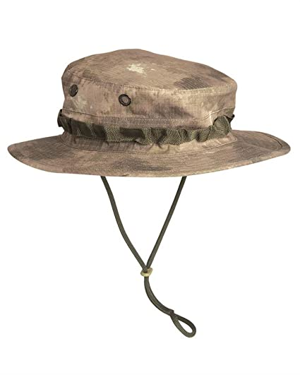Mil-Tec GI Boonie Hat MIL-TACS AU at Amazon Men s Clothing store  40c8592f9ee
