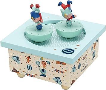 Trousselier Caja de música para bebés (TRS95020): Amazon.es ...