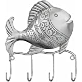 Hanging Hooks Key Rack Fish - Regal Art #20046