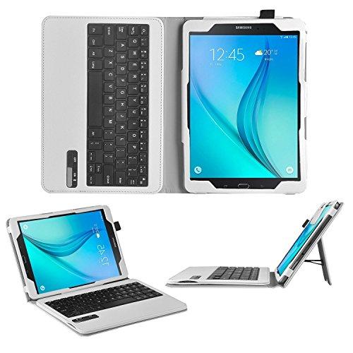 IVSO Galaxy Tab A 9.7 Keyboard case - Ultra-Thin DETACHABLE