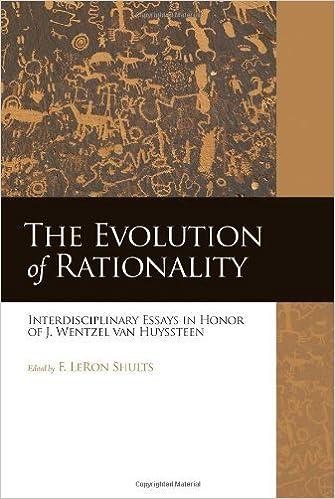 Téléchargement gratuit de livres de base de donnéesThe Evolution of Rationality: Interdisciplinary Essays in Honor of J. Wentzel van Huyssteen PDF CHM by F. LeRon Shults