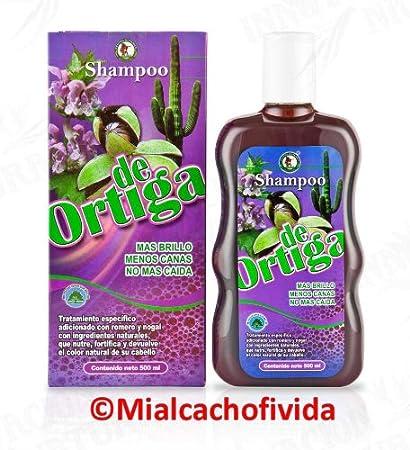 Ortiga Shampoo Original Para Cre-C er Cabello
