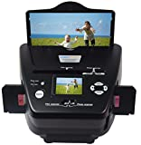 DigitNow! Faster & Easier 35 mm Film Scanner-Photo, Name Card, Slides, and Negatives to Digital Converter for Saving films to digital files in SD card & Photo Editing Software(10 megapixels interpolated)